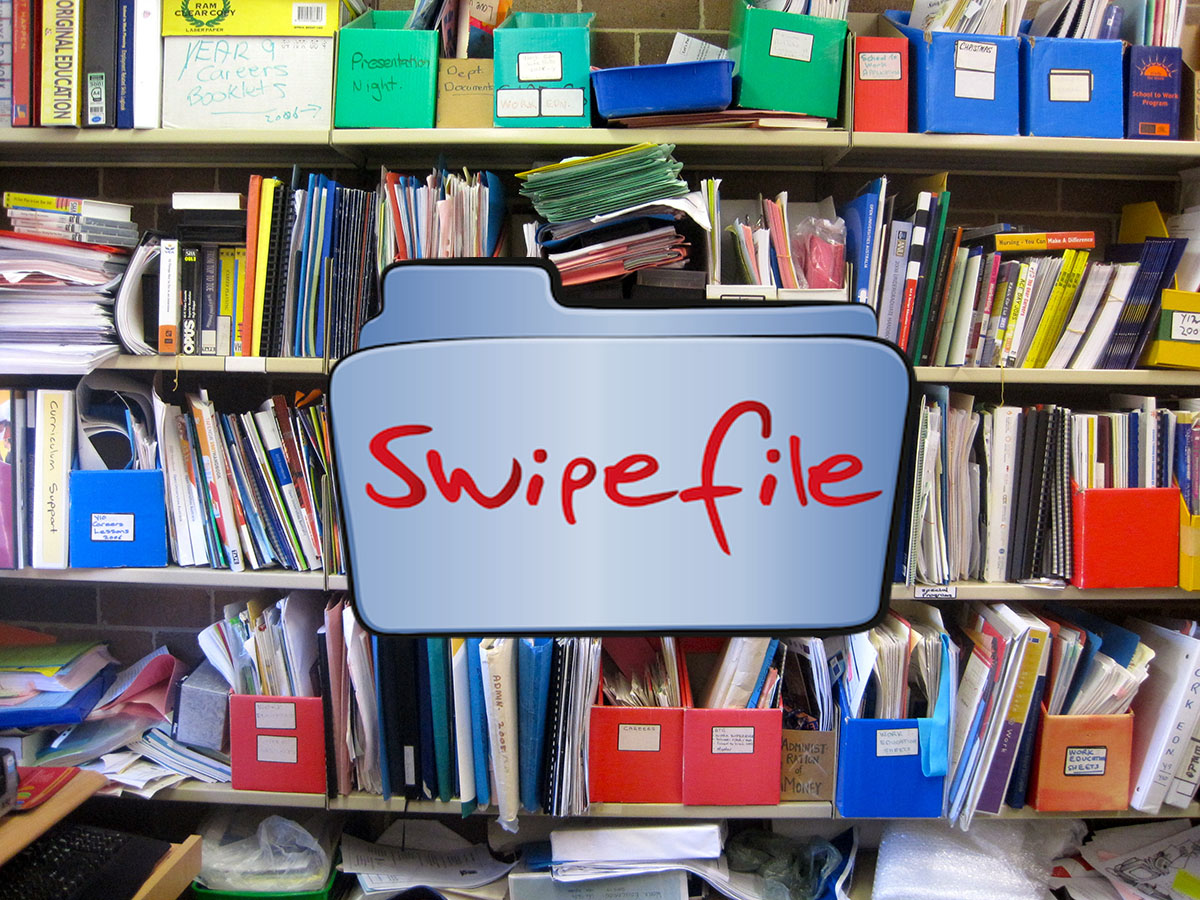 Ultimate Swipe File